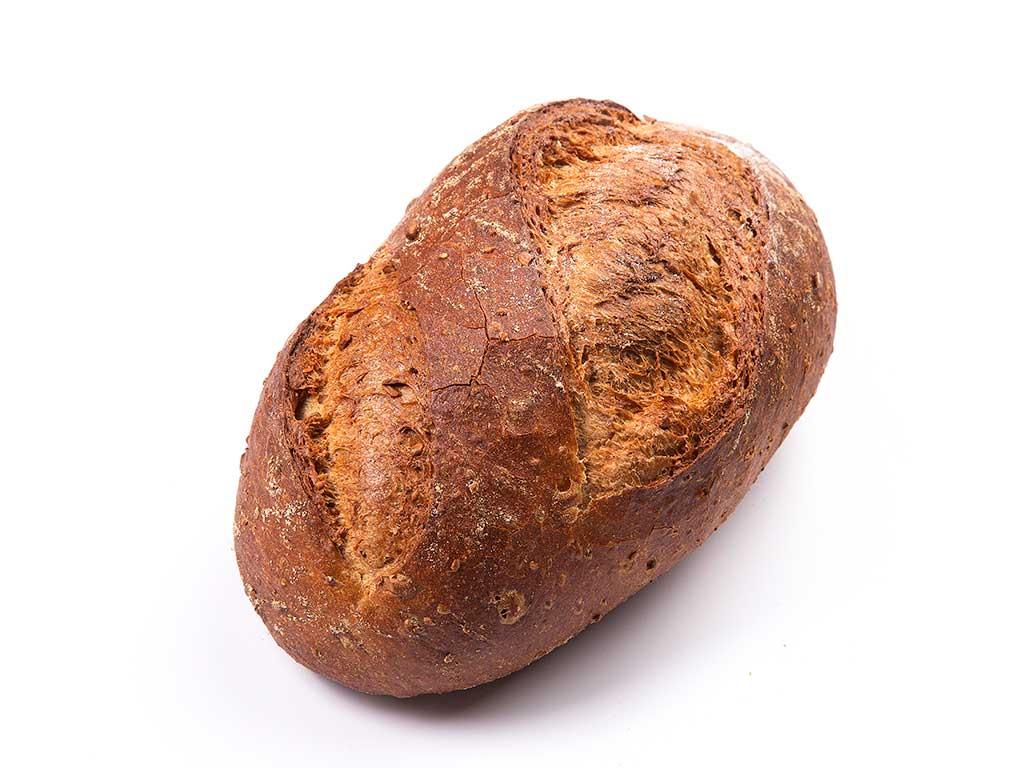 Pan de espelta y cereales