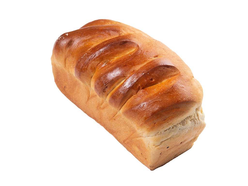 Pan de molde de leche